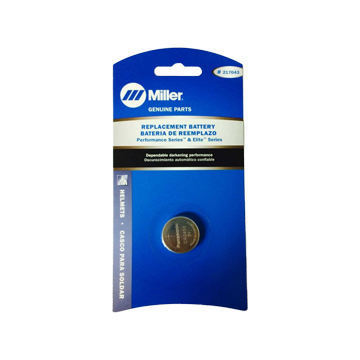 Miller Digital Infinity Helmet Battery CR2450